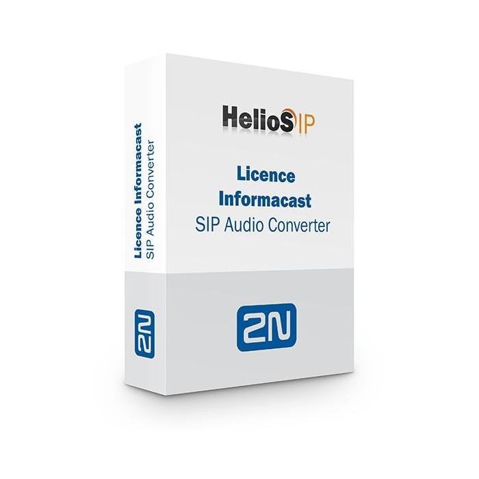 SIP Audio Converter Licence Informacast