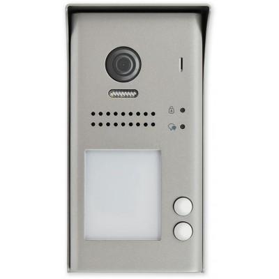 Box KZ+, pro klávesnice LED/LCD zápustný do zdi, š 250 x v 161 x h 58 mm