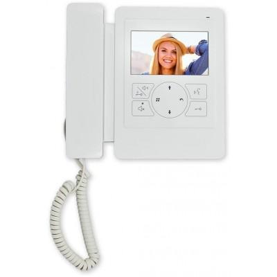 """VT-D-43-SL vnitřní 4,3"""" LCD jednotka se sluchátkem"""