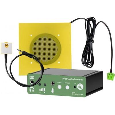 SIP Audio Converter set s repro. a mik.