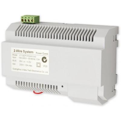 VT-SEP+PS24V1A5 zdroj se směšovačem napětí a dat