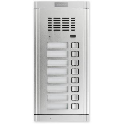 WL-02NE1X8 dveřní audio jednotka 8 tlačítek