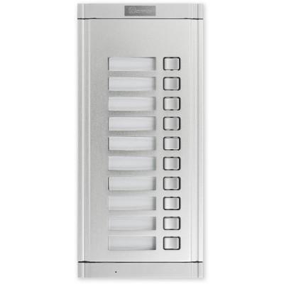 WL-02NEK1X10 dveřní audio jednotka 10 tlačítek