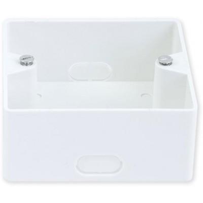 WO-040 krabice 85 x 85 pro povrchovou montáž WO-022