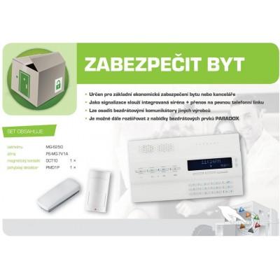 ZH1262W, ZHero handsfree bílý videotelefon