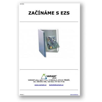 Začínáme s EZS - tištěný formát A5