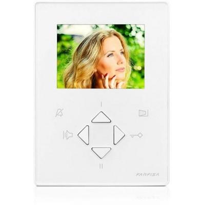 """ZH1252W videotelefon Zhero-S (bílý), obraz. 3,5"""""""