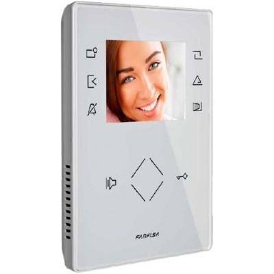"""ZH1262W videotelefon Zhero (bílý), obraz. 3,5"""""""
