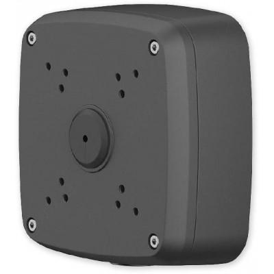 PFA121-BLACK-V2 zapojovací box hranatý, černý