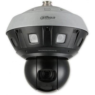 IPC-PSDW81642M-A360 16Mpix 360°+ 4Mpix PTZ, Starlight, 40x , 400 m, IVS, tracking