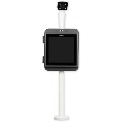 IPMECS-2201C-IR set sloupek, ANPR kamera, LED screen, interkom, pro vjezdy