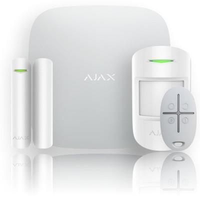 Alarm Ajax StarterKit Plus 12V white (13540_12V)