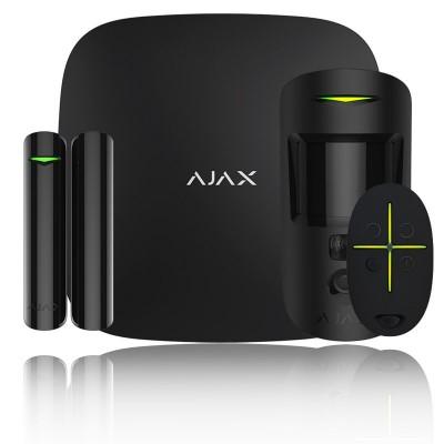 CCTV Splitter 1/4, pasivní rozbočení DC napájení 4 kamer, 1x DC jack samice, 4x DC jack samec