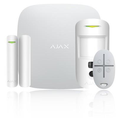 Alarm Ajax StarterKit 2 - 12V white (16583_12V)
