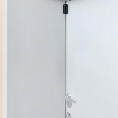 DRC-7UC/RFID, Commax barevná dveřní kamerová jednotka se 7 tlačítky a integrovanou čtečkou