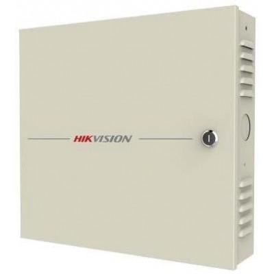DS-K2604T řídící jednotka pro 4 dveře, LAN, se zálohou napájení