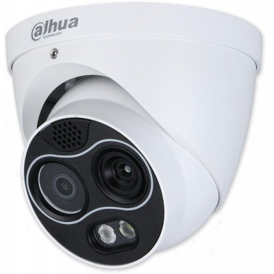 TPC-DF1241-D3F4 termokamera, detekce osob, ohně, IVS a AI analýzy