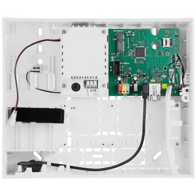 EL002442, FAB16 - elektrický otvírač se signalizací, mechanická blokace, 10-24V