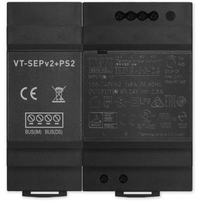 VT-SEPv2+PS2 zdroj se směšovačem napětí a dat