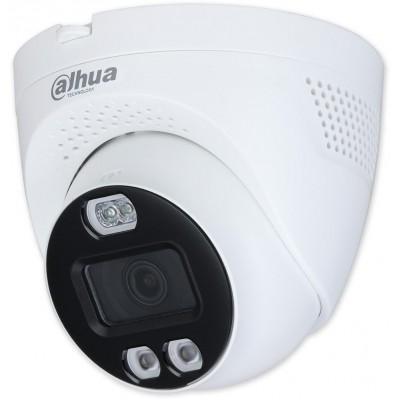 HAC-ME1509TQ-PV - 2,8 mm 5 Mpix Starlight Full color, bílé LED 40m, aktivní zastrašování