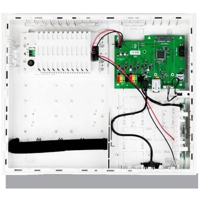 DS-7716NI-K4/16P, NVR pro 16 IP kamer (160/160 Mbps), 16x PoE, 4x SATA, RS-485, alarm I/O, Hikvision