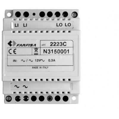 2223C zesilovač video signálu DUO systém