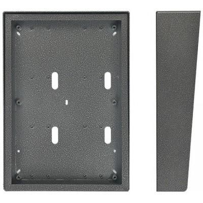 DS-2CD2742FWD-I-G - 4MPix IP venkovní DOME kamera, WDR, ICR+IR+obj. 2,8-12mm, šedá