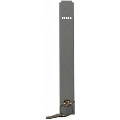 4FK 200 59.1/S lišta zámková TT85, 4+n, bez otvoru pro tl. na podsvit