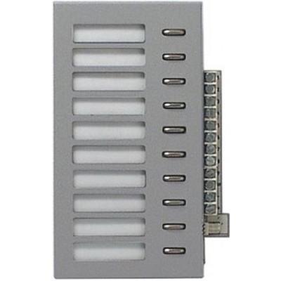 4FN 214 56.1/S1 tlačítkový m. TT85, 4+n, 10 tl. konekt.