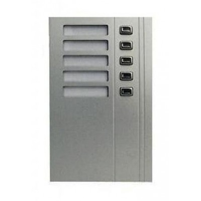 4FN 230 15 tlačítkový m. 5tl, GUARD, 4+n