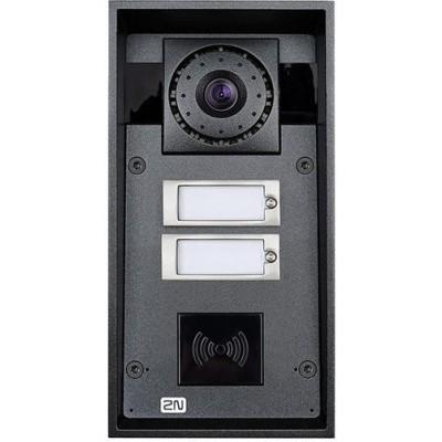 TWN-23SMIRB, venkovní kompaktní AHD/TVI/CVI/CVBS kamera 2Mpx, f3.6mm, IR 25m, D-WDR, MAZi