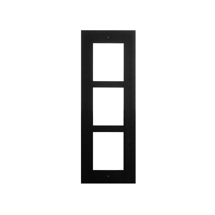 9155013B IP Verso rám do zdi, 3 moduly - černý