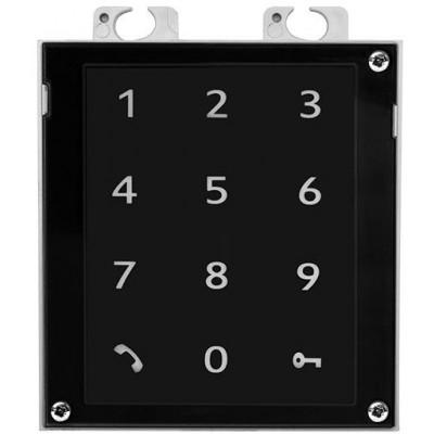 DS-7204HUHI-F2/N, hybridní DVR pro 4+2 kamery AHD/TVI/CVBS/IP, 2x SATA, alarm I/O, Hikvision
