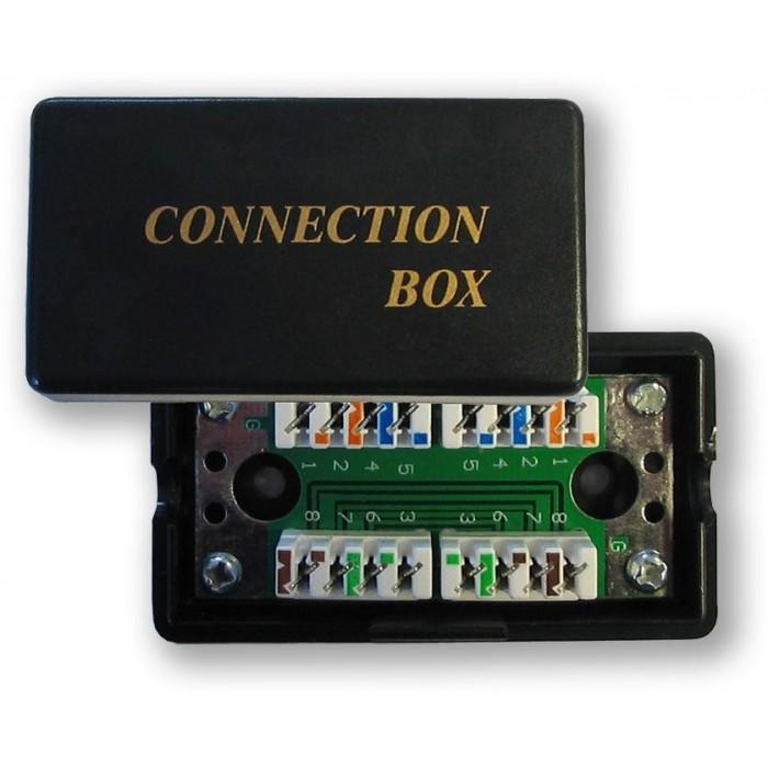 AC-210 CB C5E spojovací krabice CAT5E