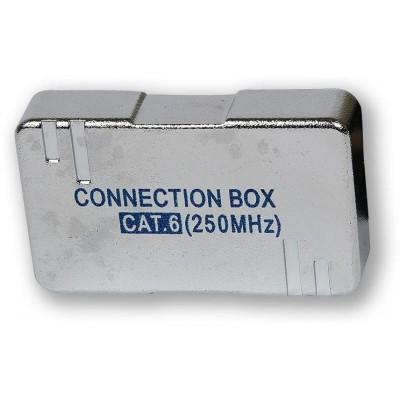 AC-260 CB C6 FTP spojovací krabice CAT6 FTP