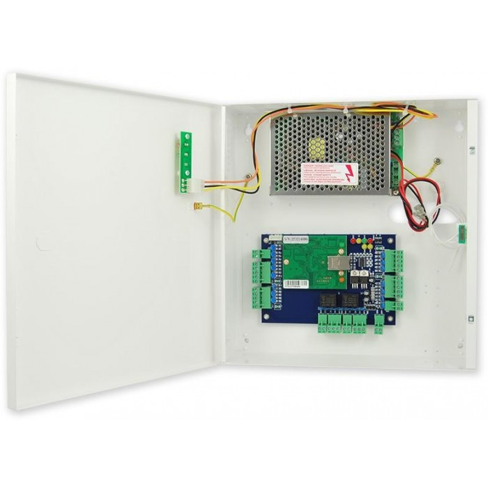 AC800NT2 řídící jednotka pro 2 dveře + SW zdarma