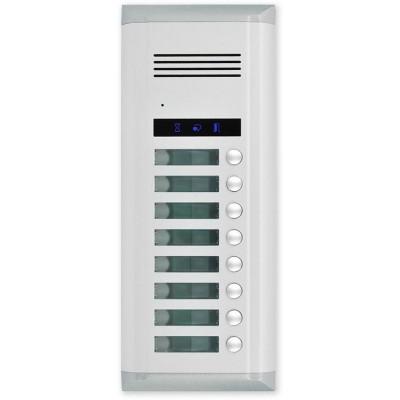 AV8 venkovní audio jednotka s 8 tl.