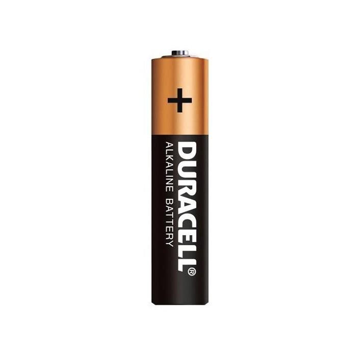 BAT AAA, Duracell alkalická baterie, mikrotužková