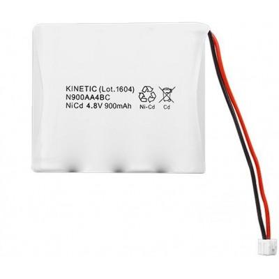 AN-01A, externí anténa pro 433 MHz - drátový závěsný dipól akt. Délka 0,34 m, svod 2 m k JA-60K, JA-
