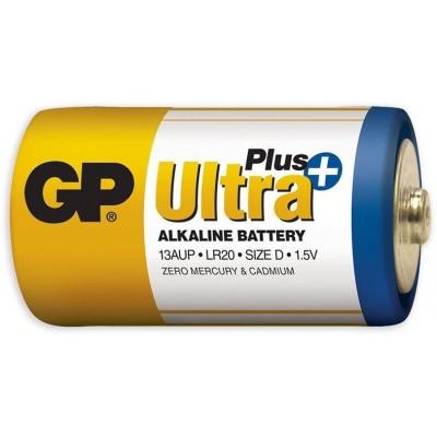 Baterie D, GP ultra+ pro SR150