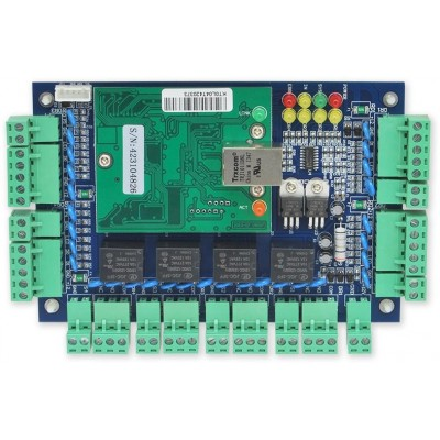 BC800NT4 - jen DPS ŘJ pro 4 dveře - jen DPS + SW zdarma