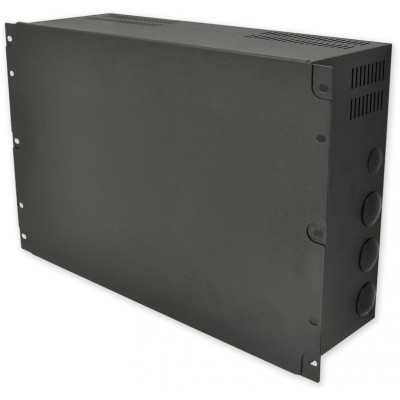 BOX RACK 19 pro ústředny EZS
