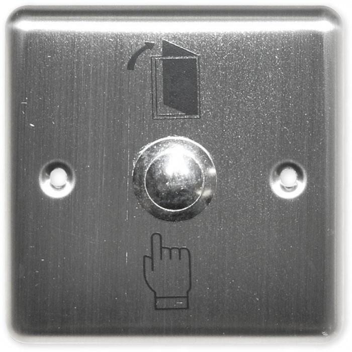 BT-004 EXIT tlačítko METAL