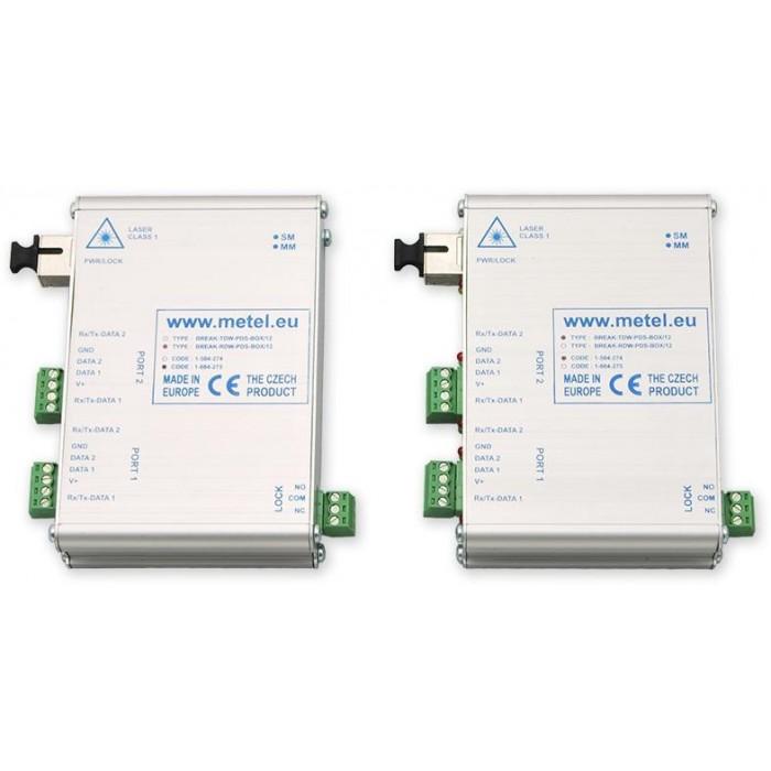 BUS BK-FIWRE-PDS optický převodník BUS PARADOX - MM/SM-SC