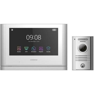 CDV-1024MAD bílý/DRC-40KHD - verze 17-30Vdc