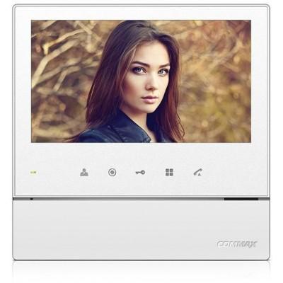 "CDV-70HMD2 bílý - verze 17-30Vdc videotelefon 7"", CVBS, handsfree, paměť"