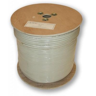 COAX 3C2V/300 75 Ohm, vnější O 5mm (balení 300m/cívka)