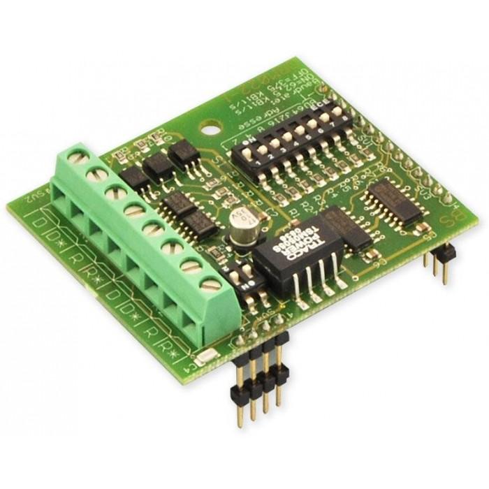 VL-28, kabel stíněný 2x0,5 + 8x0,22 lanko balení 100m