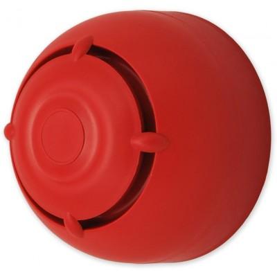 CS 200 - červená siréna válcová