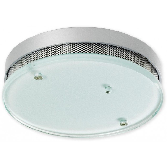 CT 3005 O - stříbrná optickokouřové čidlo serie 3000-design